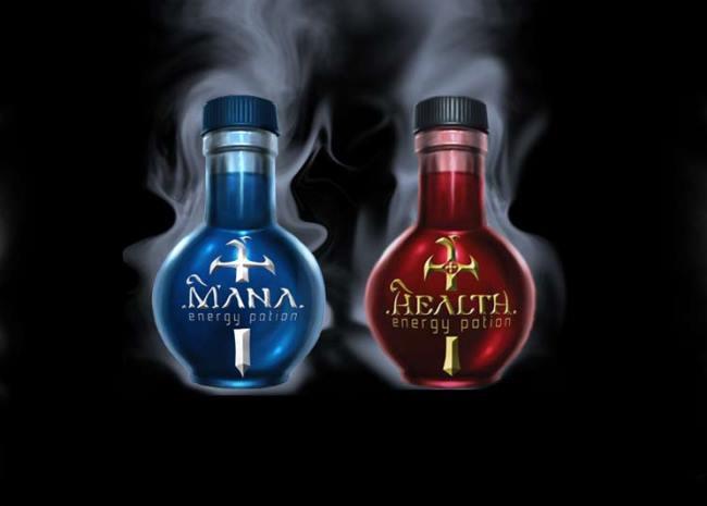 Mana & Health Energy Potion