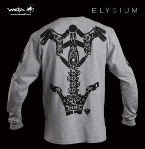 elysium  shirt