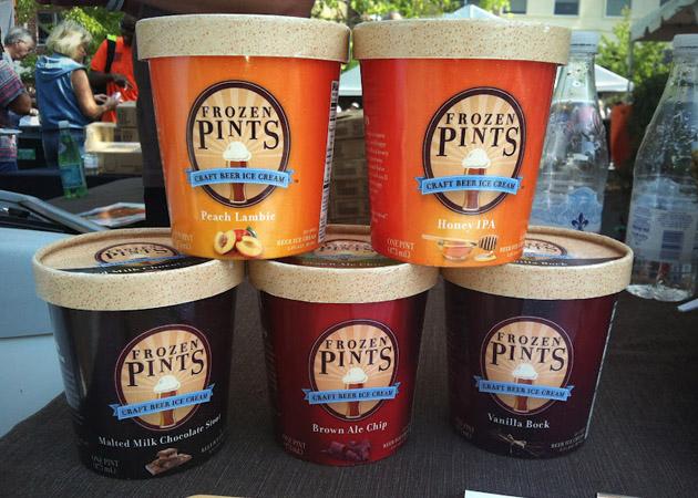 frozen pints ice cream 2