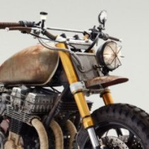 Walking Dead Motorcycle