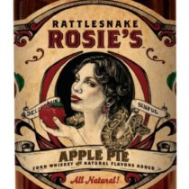 Rattlesnake Rosie's Apple Pie Corn Whiskey
